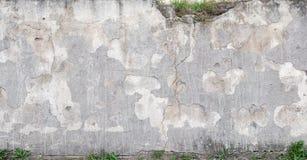 Texture superficielle par les agents de mur en béton Images libres de droits