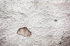 Texture superficielle par les agents de plâtre images libres de droits