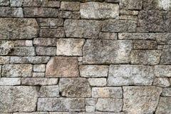 Texture superficielle par les agents du vieux mur de briques souillé b de brun foncé et de rouge photos stock