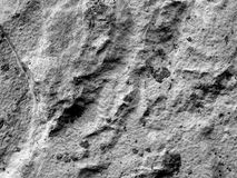 Texture of a surface of granular architectural putty. Close-up Stock Photos