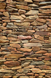 Texture and surface of stone wall Royalty Free Stock Photography