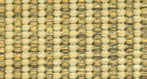 Texture of surface of yellow carpet coverage Royalty Free Stock Photo