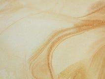 Texture of Sydney Sandstone Royalty Free Stock Photos