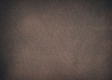 Texture synthetic fabric chocolate brown color Royalty Free Stock Images