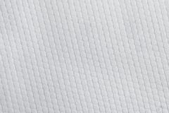 Texture of synthetic polyester cool fabric. Stock Photos