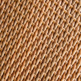Texture of synthetic rattan weave Stock Photography