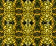 Texture «tapisserie de soirée» Photo libre de droits