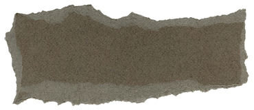 Isolated Fiber Paper Texture - Taupe Gray XXXXL Stock Image