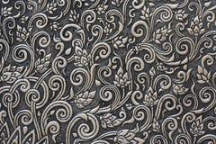 texture thai Royaltyfri Fotografi