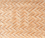 Texture of thai native weave Stock Photography