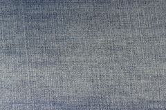 Texture threadbare denim Stock Images