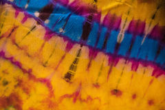 Texture tie dyed. royalty free stock photography