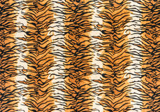 Texture of tiger leather stock photos