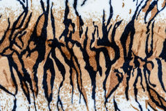 The texture of tiger leather stock images