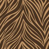 Texture of tiger skin� Royalty Free Stock Images