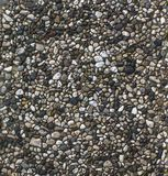 Texture of tile made of small stones stock photo