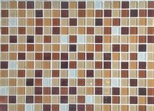 Texture tile. Mosaic for background Royalty Free Stock Image