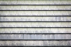 Texture of tile roof Stock Photography