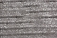 Texture of tiled roof Stock Photography