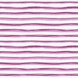 Texture tirée par la main de rayure d'encre sans couture Photo stock