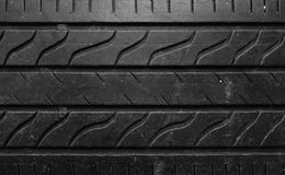 Texture of tires Royalty Free Stock Photo