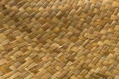 texture tissée de paille images libres de droits