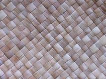 Texture tissée de panier Photographie stock libre de droits