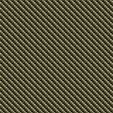Texture tissée par fibre de carbone Image stock