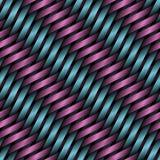 Texture tissée par fibre de carbone Images stock