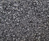 Texture toute neuve d'asphalte Image stock