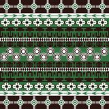 Texture with traditional ornaments Royalty Free Stock Photography