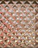 Texture transparente de mur de verre photo stock