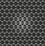 Texture from triangles Royalty Free Stock Images