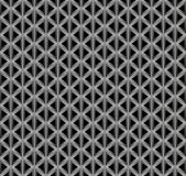 Texture from triangles Stock Photo