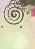 Texture tribale illustration stock