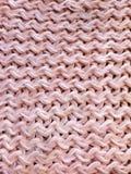 Texture tricotée de laines photo libre de droits