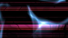 Texture Trippy avec les lumières voyantes banque de vidéos