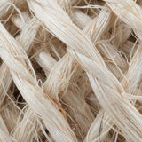 Texture of twine one Stock Image
