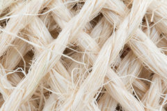 Texture of twine two Stock Photography