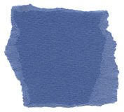 Isolated Fiber Paper Texture - UCLA Blue XXXXL Stock Photos