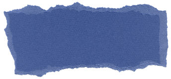 Isolated Fiber Paper Texture - UCLA Blue XXXXL Stock Image