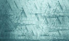 Texture under a sweaty glass wallpaper. 3D rendering. Texture under a sweaty glass wallpaper Royalty Free Stock Photo