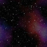 Texture of universe or space at night Stock Photo