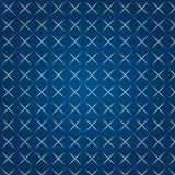 The texture of unusual four-pointed stars. On a dark blue background (seamless pattern royalty free illustration
