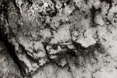 The texture of the Ural rock Royalty Free Stock Photo