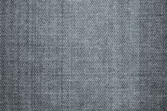 Texture usée de jeans de couleur argentée Images stock