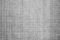 Texture usée de jeans de couleur grise Photos libres de droits