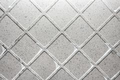 Texture of used ceramic tile back side royalty free stock images