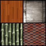 Texture Variety Pack Stock Image