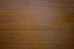 Texture of varnished wood Stock Photography